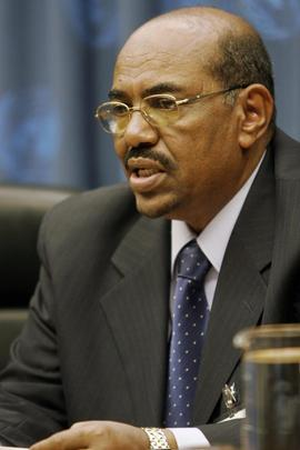 Press Conference by President of Sudan on Darfur