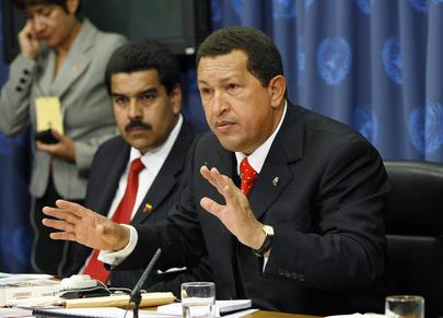Press Conference by President of Venezuela