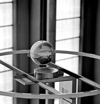 Foucault Pendulum at UN Headquarters