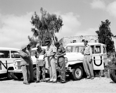 Convoy to Mount Scopus