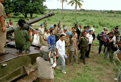 United Nations Transitional Force in Cambodia