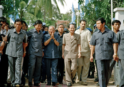 United Nations Transitional Force In Cambodia (UNTAC)