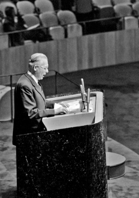 11th Session of the U.N. General Assembly