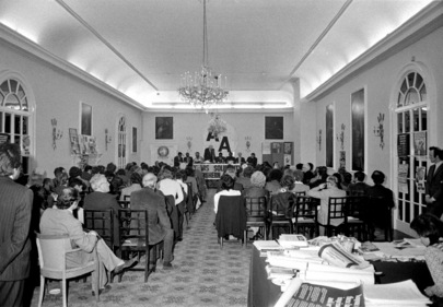 Special Committee on Apartheid Meets in Dublin