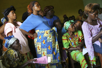 Educating Women Electorate in DRC