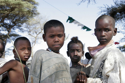 2006 World Food Day Celebrated in Ethiopia