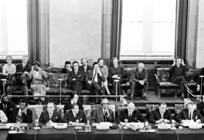 Disarmament Committee Opens Conference in Geneva