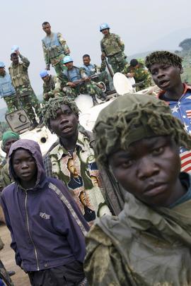 MONUC Peacekeepers Disarm FRPI Militia