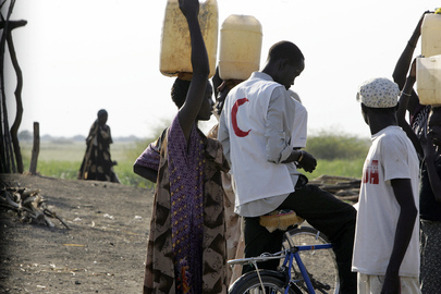Humanitarian Agencies Distributes Needed Supplies in Sudan