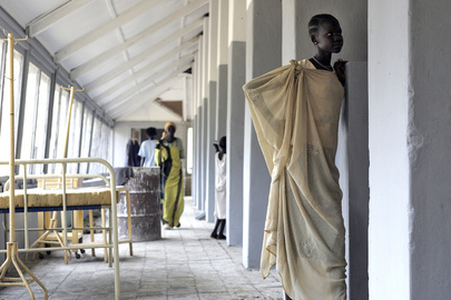 Victims of War in Sudan Receive Medical Treatment