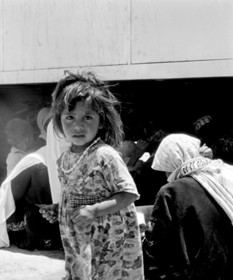 Middle East Populations Uprooted by Israel/Arab Conflict