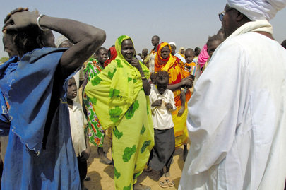 Traditional Leader Calls for Peaceful Co-existence in Sudan