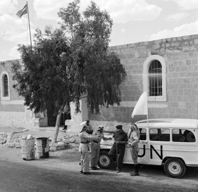 UN Truce Supervision
