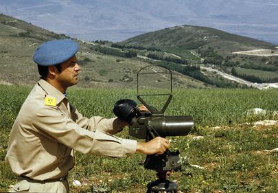 UN Truce Supervision Organization in Palestine (UNTSO)