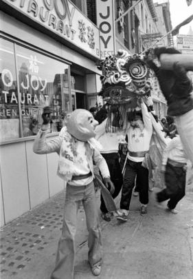 Chinatown Celebrates the Chinese New Year