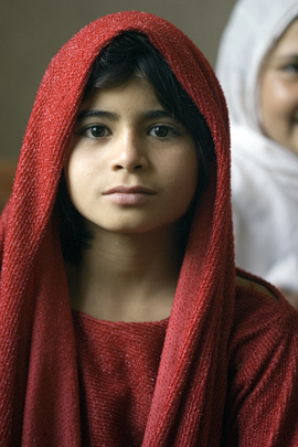 Young Girl in Kapisa Province