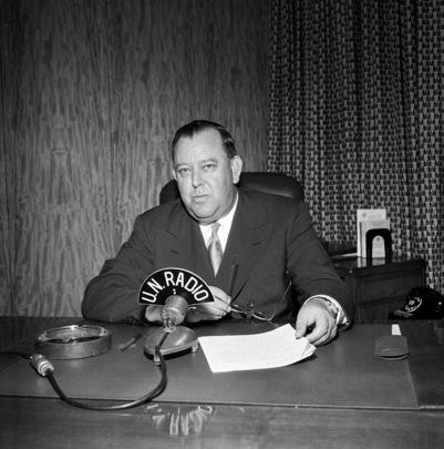 U.N. Radio Series