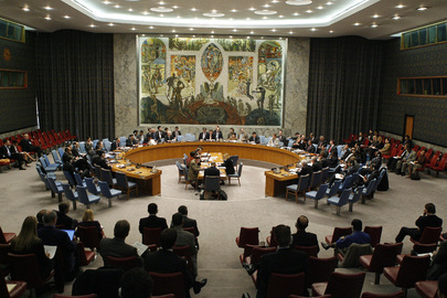 Security Council Discusses Weapons of Mass Destruction