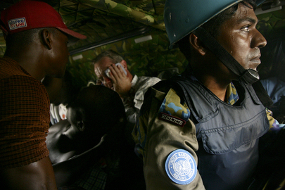 United Nations Peacekeeping Mission in DRC