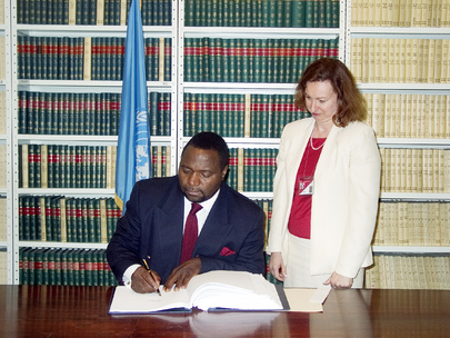 Swaziland Signs World Health Organization Framework Convention