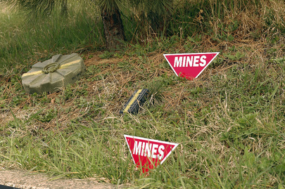 International Day for Mine Awareness and Assistance Observance in Kosovo