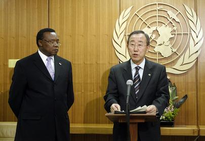 Secretary-General Marks Annivesary of 1994 Rwanda Genocide