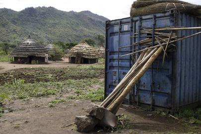 Detention Facility in Sudan