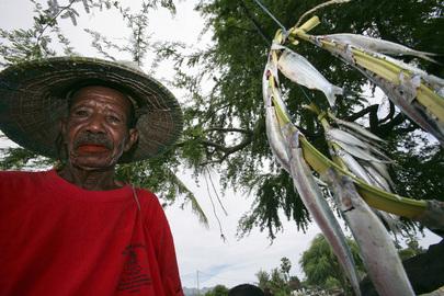 Timor-Leste Fisherman