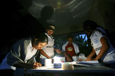 Vote Counting Starts After Timor-Leste Presidential Election