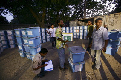 Vote Counting in Timor-Leste Elections