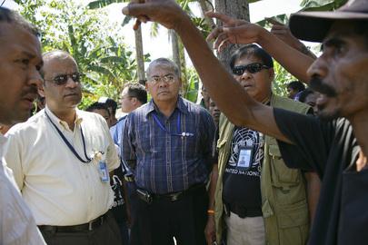Timor-Leste Special Representative Condemns Gang Violence