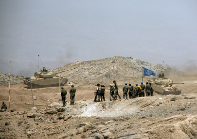 United Nations Disengagement Observer Force in the Middle East (UNDOF)