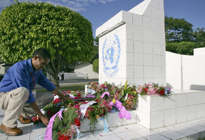 Timor-Leste Marks International Day of United Nations Peacekeepers
