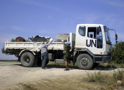 UNFICYP Observes World Environment Day