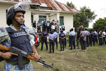 Senior Government Official in Timor Leste Addresses Police