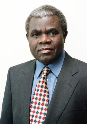 New Permanent Representative of Zambia