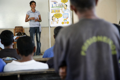 Voter Education Support Across Timor-Leste