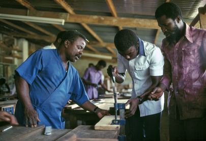 The Right to Work: Vocational Training in Sierra Leone