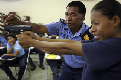 UNMIT Assists Timor-Leste Police Training