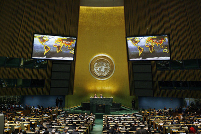 Secretary-General Chairs High-Level Meeting on Climate Change