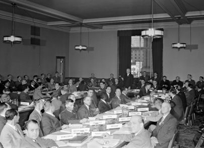 The San Francisco Conference, 25 April-26 June 1945