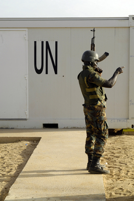 Joint UN-AU Peacekeeping Force in Darfur