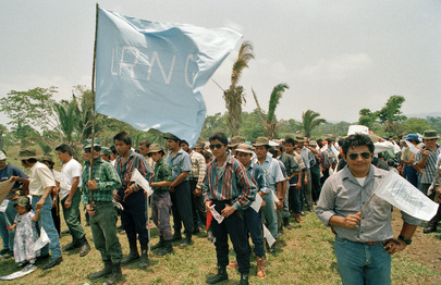 United Nations Verification Mission in Guatemala (MINUGUA)