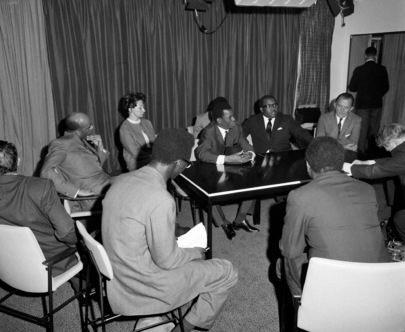 Sub-Committee on Southern Rhodesia Holds Meetings in London
