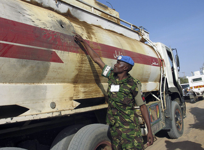 UNAMID Supply Convoy Attacked by Sudanese Army Elements