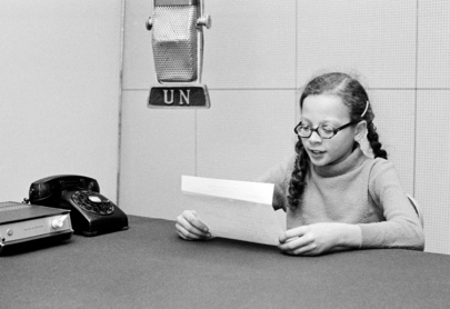 UN Radio Produces Special Feature for the Observance of Human RightsDay 1975