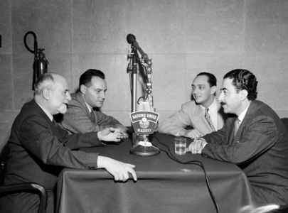Round Table Discussion over U.N. Radio