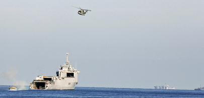 UNIFIL Maritime Joint Exercise