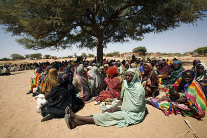 Western Darfur Residents Gather for UNAMID Joint Representative Meeting