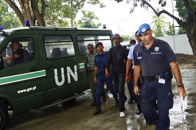PNTL e UNPOL desenvolvem atividades conjuntas (Foto:UN Photo/Martine Perret)
